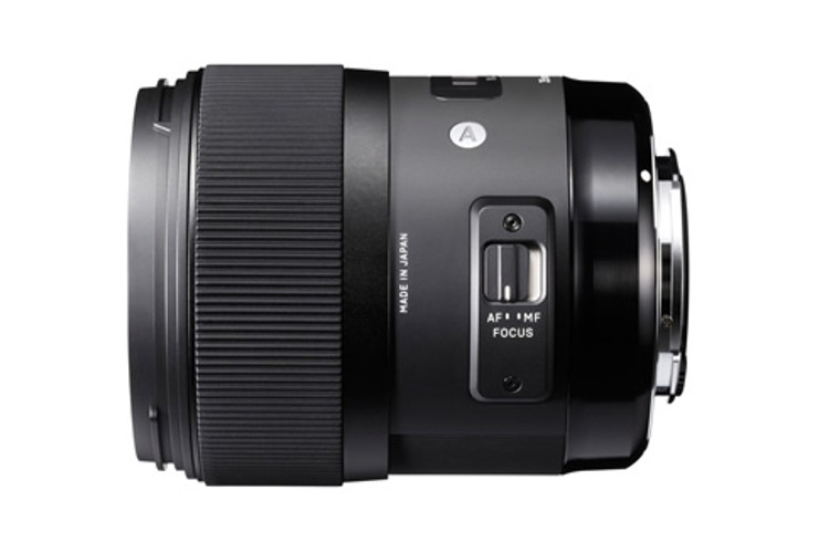 Sigma 35mm f/1.4 A HSM DG (Sony) 80043349 (kaucja: 700zł)