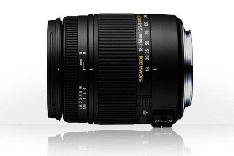 Sigma AF 18-250mm f/3.5-6.3 DC HSM Macro (Nikon) 80043391 (kaucja: 340zł)