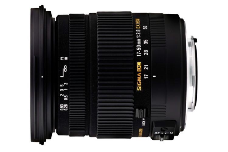 Sigma 17-50 F2.8 EX DC HSM (Sony) 80043385 (kaucja: 310zł)
