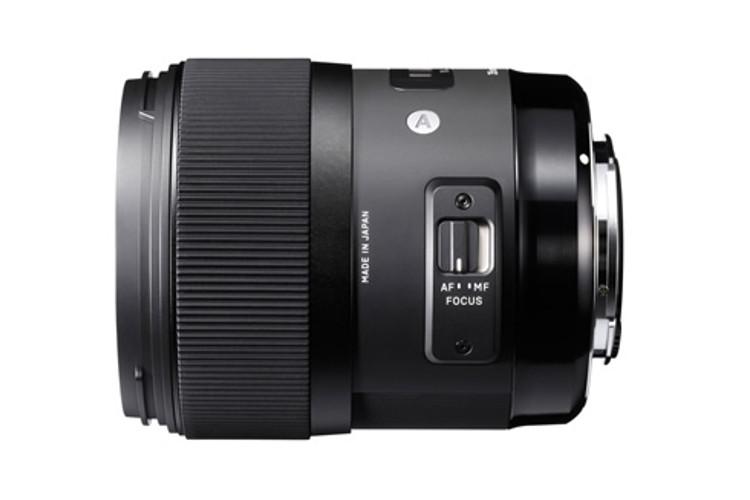 Sigma 35mm f/1.4 A HSM DG (Nikon) 80043348 (kaucja: 700zł)