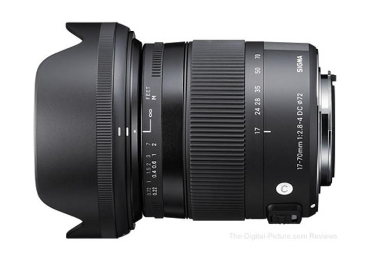Sigma 17-70mm f/2.8-4 C DC HSM Macro (Sony) 80043387 (kaucja: 380zł)