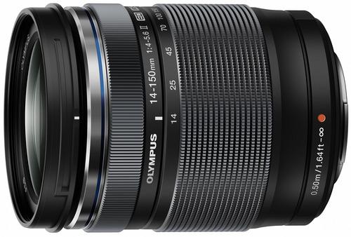 Olympus M.Zuiko Digital 14-150mm f/4.0-5.6 II (czarny) 80048387 (kaucja: 480zł)