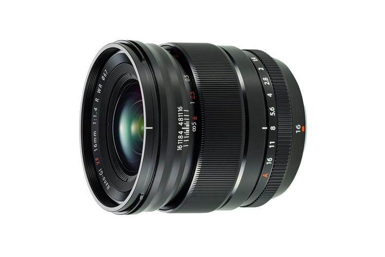 Fujinon XF 16mm f/1.4 R WR (czarny) 80048668 (kaucja: 840zł)