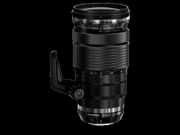 Olympus M.Zuiko 40-150mm ED PRO + MC 14 (czarny) 80048402 (kaucja: 1400zł)