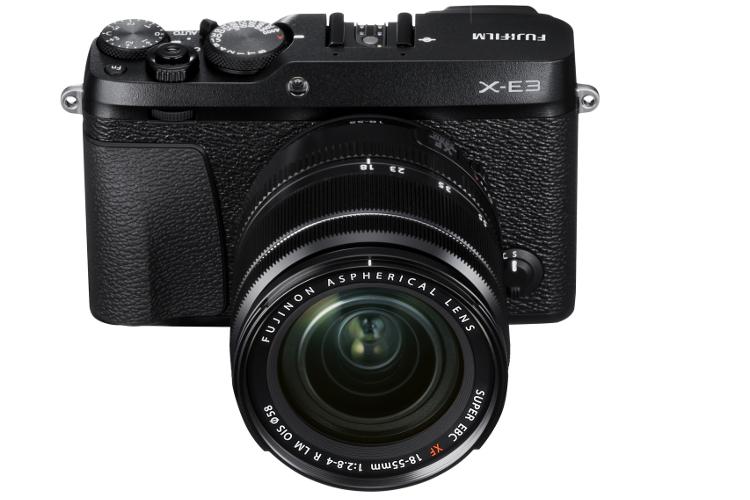 Fujifilm X-E3 + ob. XF 18-55mm f/2.8-4 80055429 (kaucja: 1500zł)