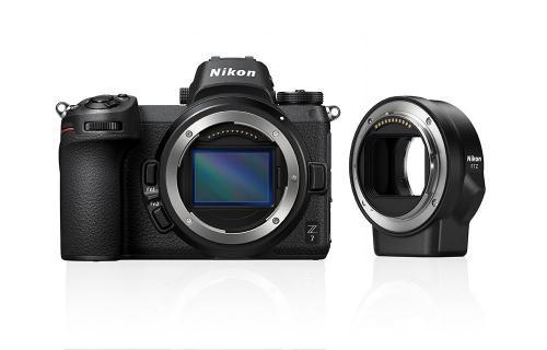 Nikon Z7 (body) + adapter FTZ + karta XQD 64GB 80056520 (kaucja: 4100zł)